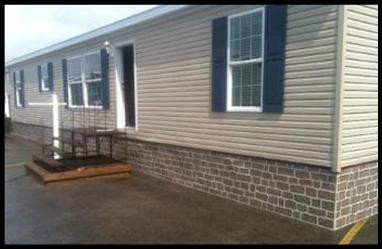 Steel Mobile Home Skirting By Dma