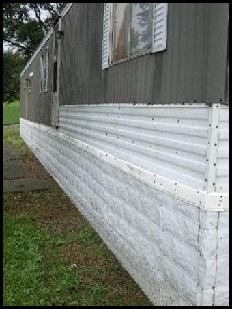 Metal Trailer Skirting Advantages Compared To Vinyl Skirting on metal roofing for mobile homes, trailers for mobile homes, vinyl windows for mobile homes, a/c for mobile homes, vinyl paneling for mobile homes, stoves for mobile homes, air conditioner for mobile homes, vinyl siding skirting, furnaces for mobile homes, screen rooms for mobile homes, vinyl brick skirting mobile home, vinyl steps for mobile homes, appliances for mobile homes, aluminum siding for mobile homes, vinyl flooring for mobile homes, roof coating for mobile homes, interior doors for mobile homes, metal skirting for homes, vinyl trailer skirting, floor repair for mobile homes,